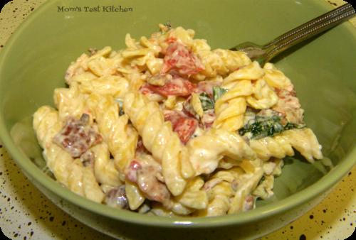 Italian Pasta Salad Mom 39 S Test Kitchen