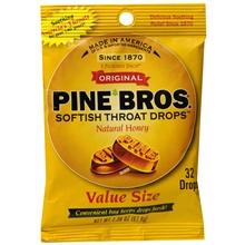 pine brothers bag