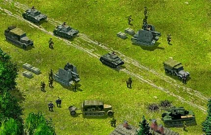 Download Game Sudden Strike 2