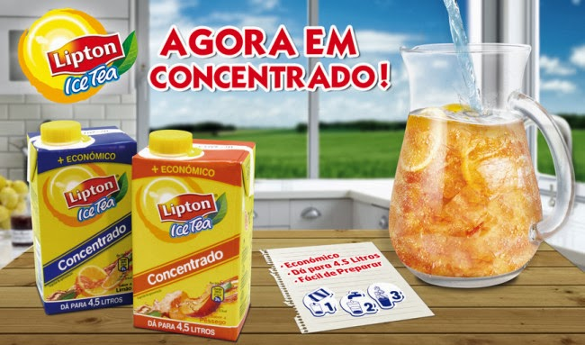 Ice Tea Concentrado