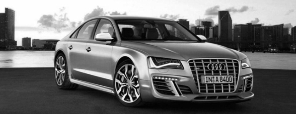 Audi s8 2012