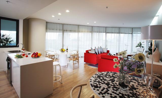 Cần mua căn hộ City Garden loại 1 phòng ngủ