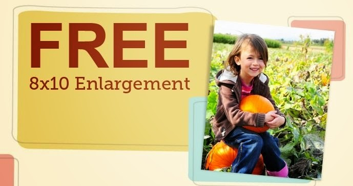 Free 8x10 at Walgreens, 11/29