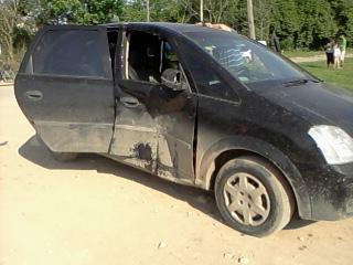 SALIDA DE BOMBEROS: ACCIDENTE