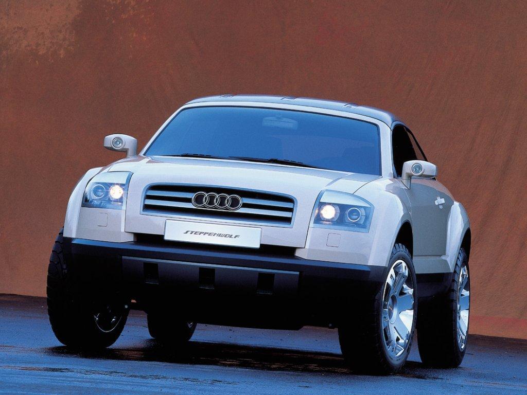 Audi suv cars