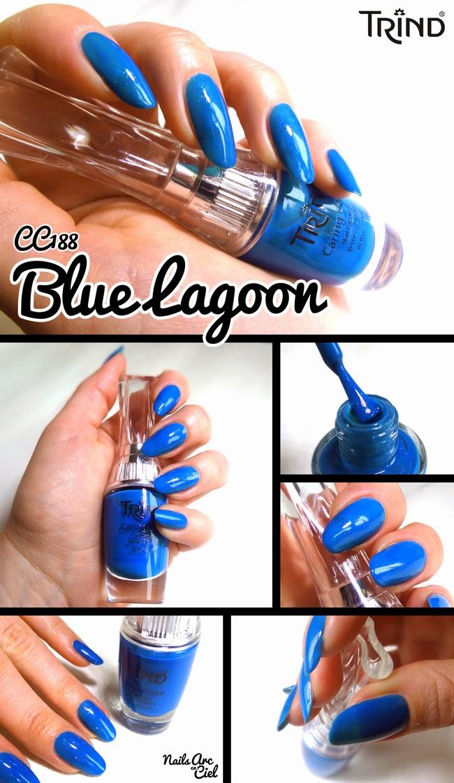 Vernis Trind Blue Lagoon CC188
