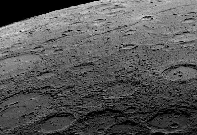Permukaan Merkurius