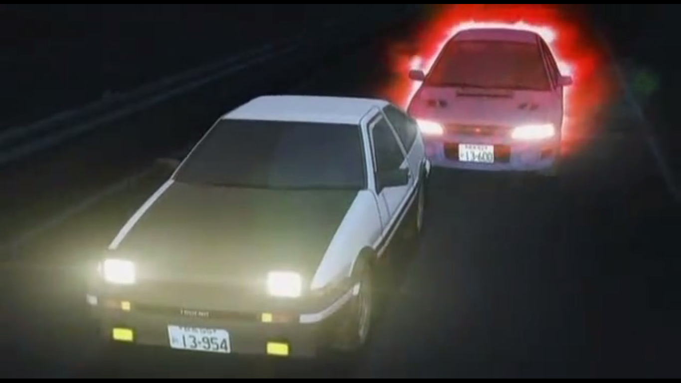 Initial D Fourth Stage Episode 7 [Subtitle Indonesia]