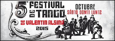FESTIVAL DE TANGO DE VALENTIN ALSINA
