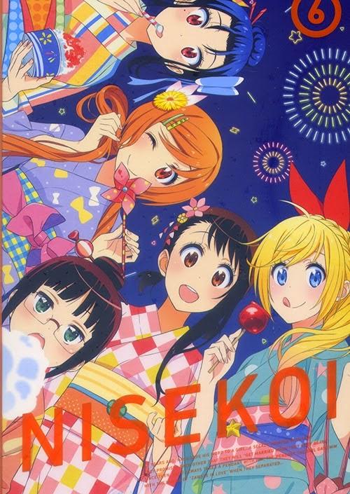 Nisekoi Bonus CD Vol.6 Ending Souzou Diary Download