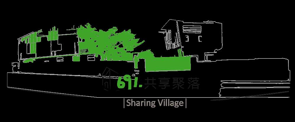 691. sharing Village