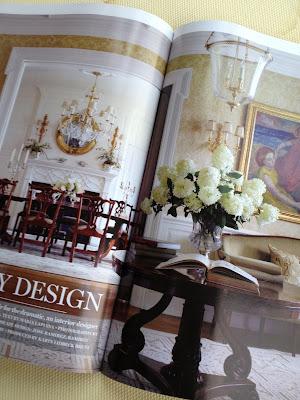 Linda Rudeman, Greenwich Style home