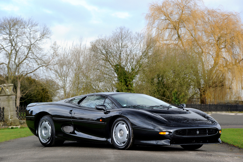 ... fastest ever road car and for two years the quickest production car in