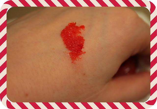 Santa's Lip Scrub Lush