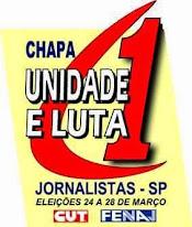 Eleições do Sindicato dos Jornalistas de São Paulo