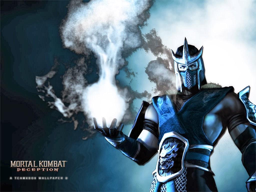 Gambar Mortal Kombat