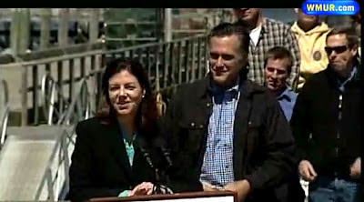Kelly Ayotte introduces Mitt Romney VIDEO