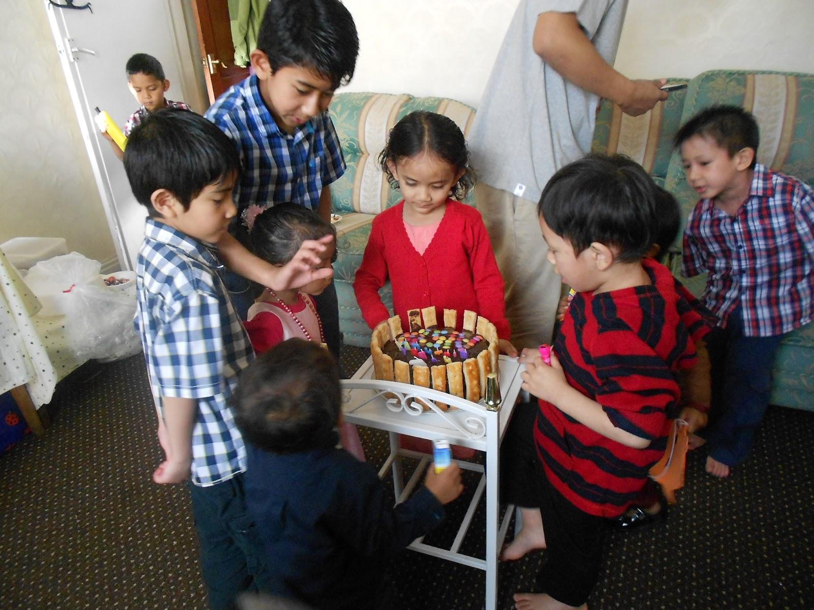 Kisah Anak Anakku August 2012