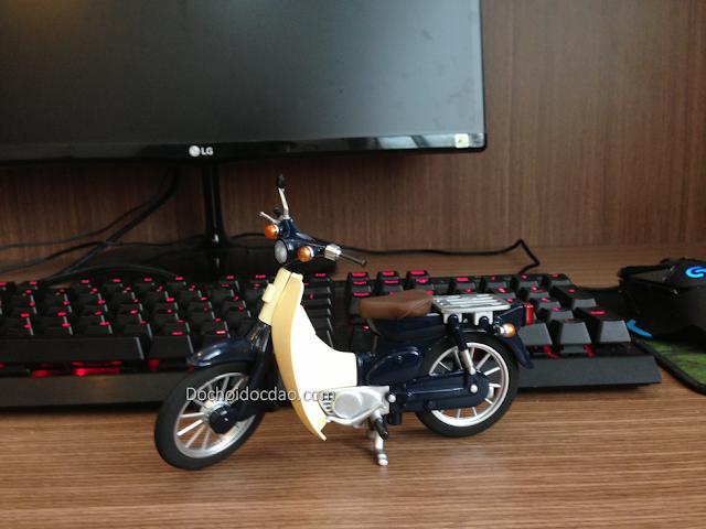 Xe Mô Hình Honda Cub