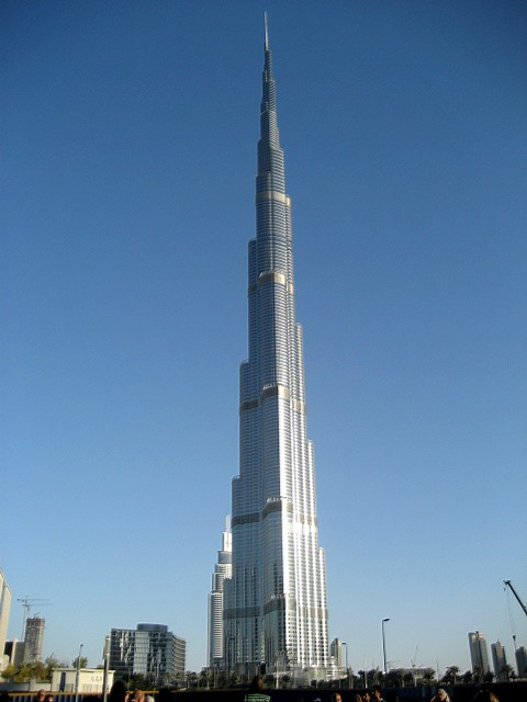Does Tallest Building In World Have  Sunset Times