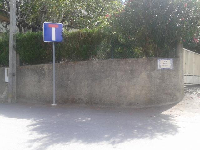 Estrada sem saída