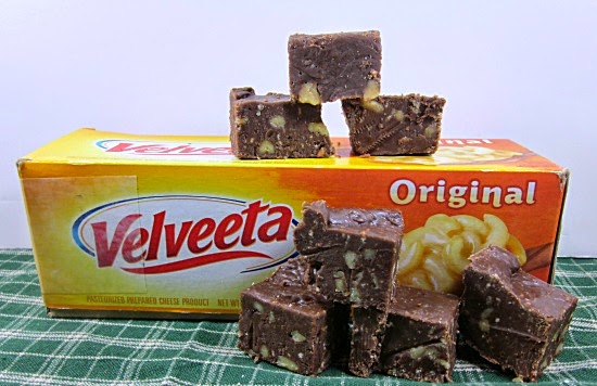 Velveeta Fudge-12 Days of Easy Sweets