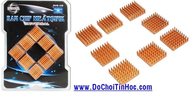 PHỤ KIỆN high-end PC: Tản nhiệt CPU, keo cao cấp, FAN 8-23cm, đồ mod PC, HÀNG ĐỘC!!! - 11