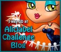 Guest designer, Alicia Bel's Challenge Blog