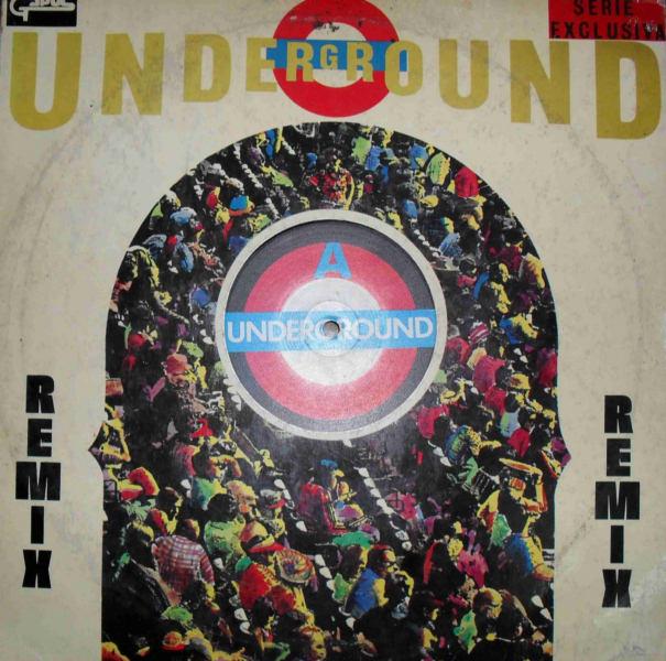 Gapul Discografia: Underground Remix