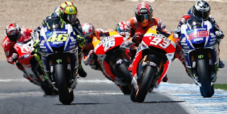 MotoGP Rders Together With Teams Summoned Past The Permanent Bureau