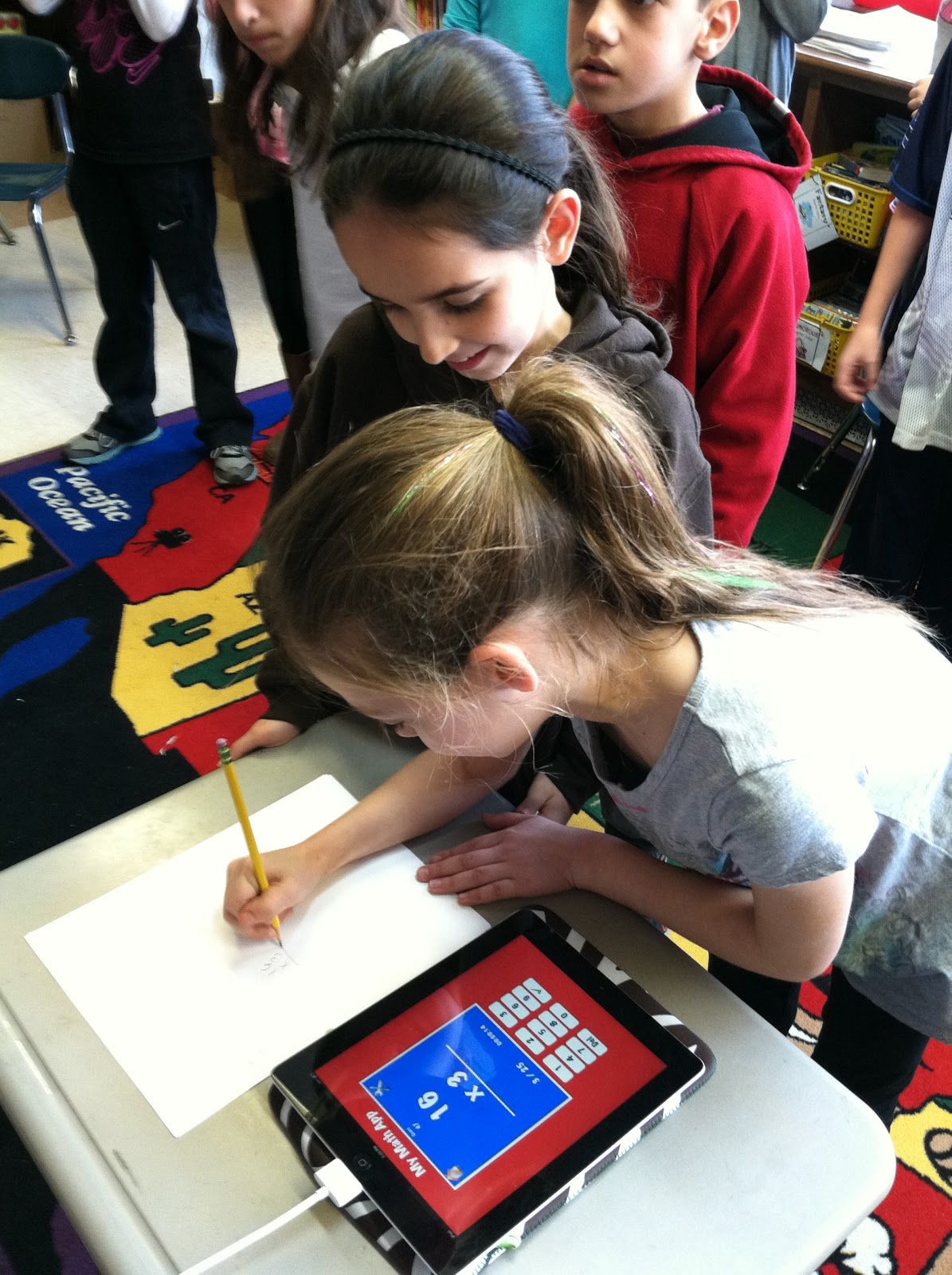 Technology In Elementary Classrooms ~ Technology in the elementary classroom ipad mirror