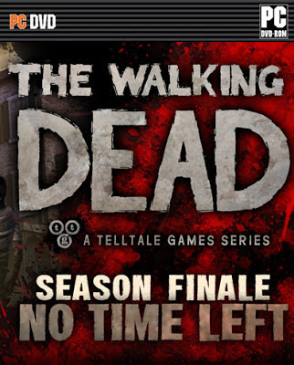 The Walking Dead Episode 5 No Time Left PC Mediafire Download