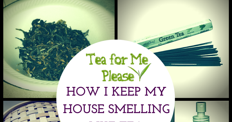 how to keep house smelling good