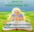 Just For Fun Reading Challenge 2015