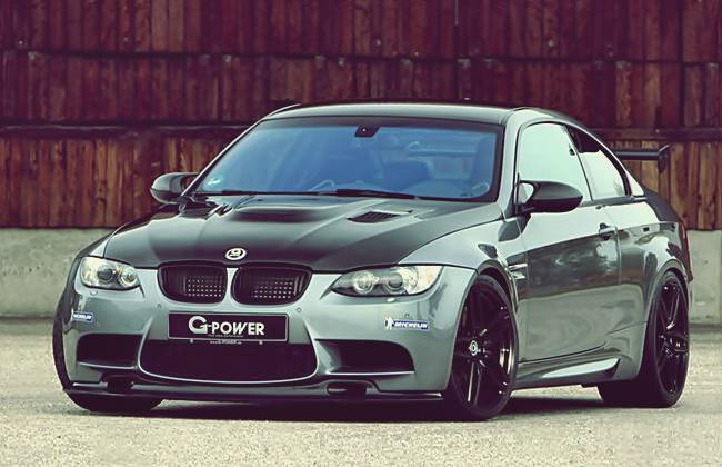 G-Power-BMW M3 RS E9X mit 740 PS