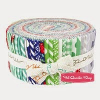3 In The Nest Jelly Roll Jam 2 Quilt