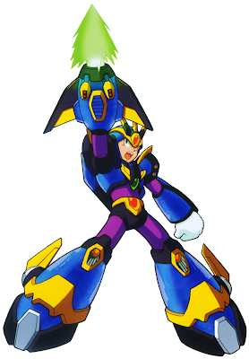 เกมส์ Rockman X4
