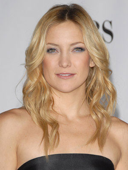 Kate Hudson Hello Wave Hairstyle.