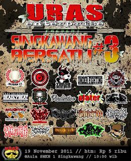 Singkawang Bersatu 3 - URAS - United Rebellion Anarchy Singkawang