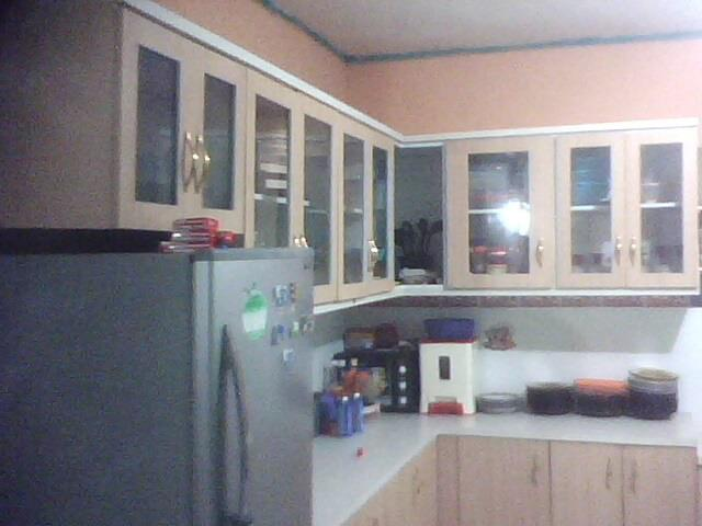 Mulya kitchen kitchen set lemari dapur pontianak for Jual kitchen set olympic