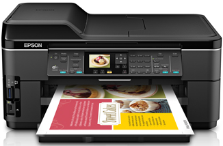 Epson Workforce WF-7510 Driver Download