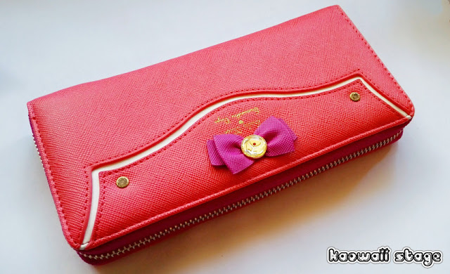 wallet cartera sailor mars