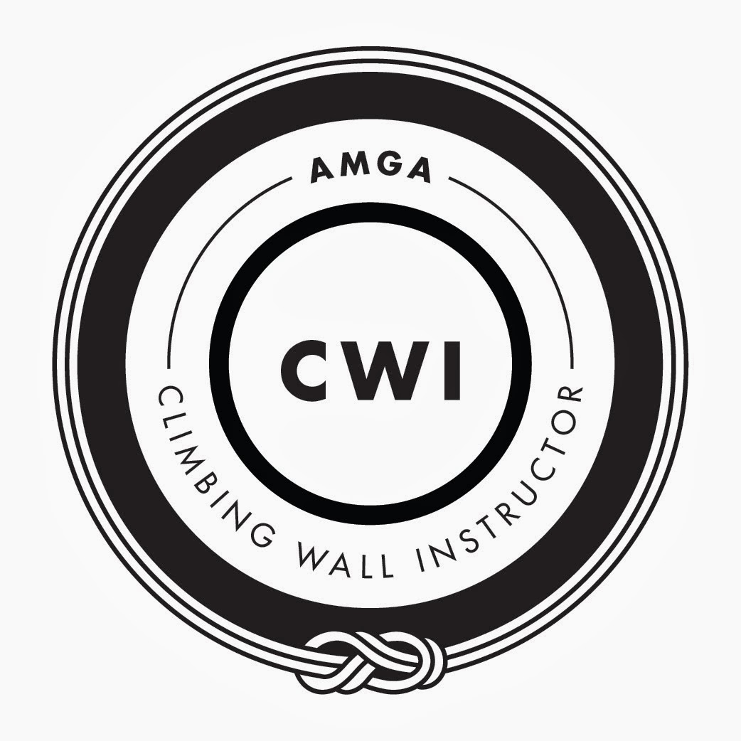 AMGA Certified Climbing Wall Instructor