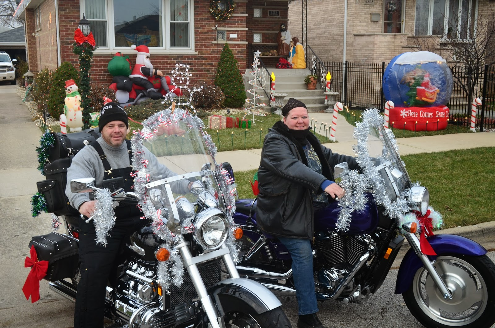Toys For Tots Chicago : Toys for tots chicago motorcycle parade wow