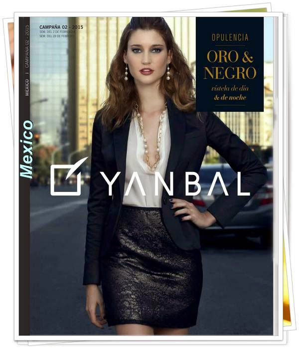Mexico Yanbal Campaña 2 2015