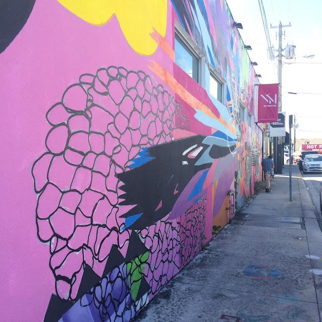 Wynwood grafitti Miami