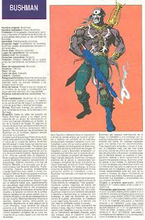 Bushman (ficha marvel comics)