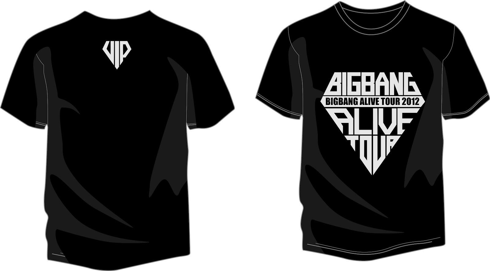 Desain t shirt jkt48 -  Desain T Shirt Bigbang Infinite Vixx