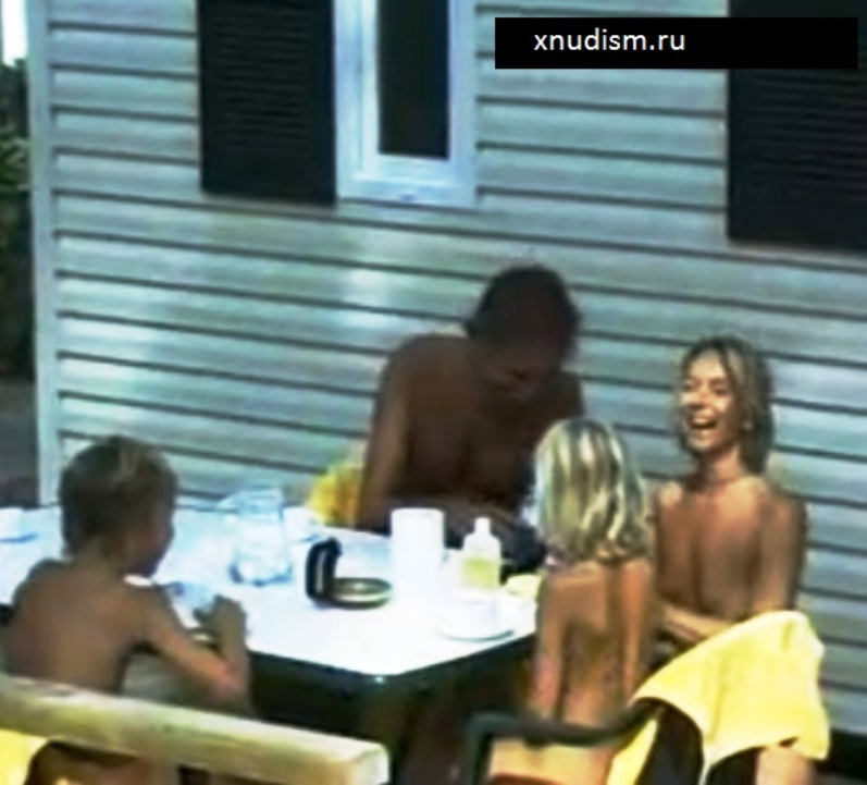 голые и юные нудисты фото