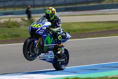 Meski Pakai Sasis Baru, Rossi Masih Khawatir dengan Potensi Honda